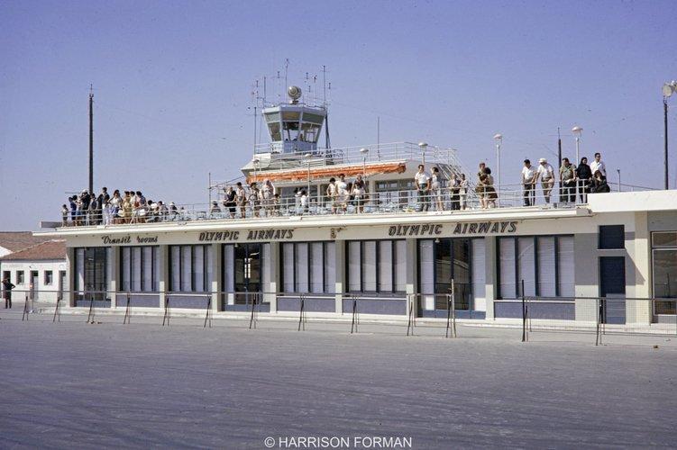 αεροδρόμιο του Ελληνικού 1960 Harrison Forman 1.jpg