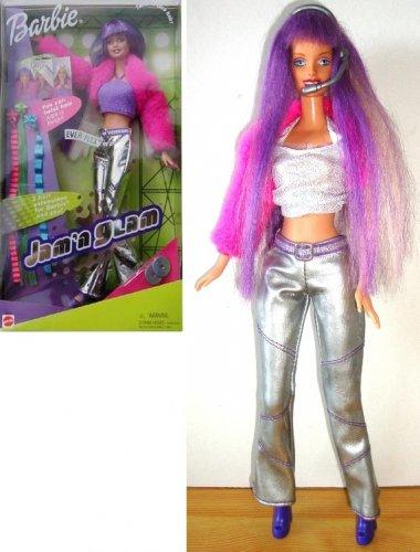 2001 Jam 'N Glam Barbie.JPG